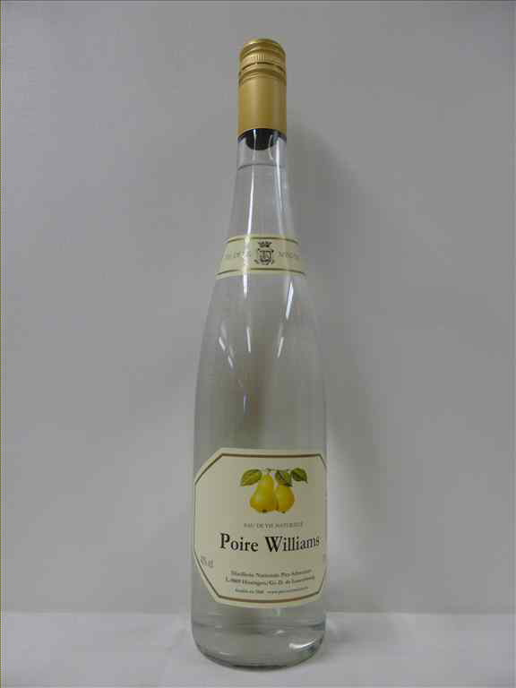 POIRE WILLIAM 40% EN FLUTE