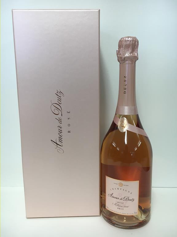 DEUTZ CUVEE AMOUR DE DEUTZ ROSE 2008